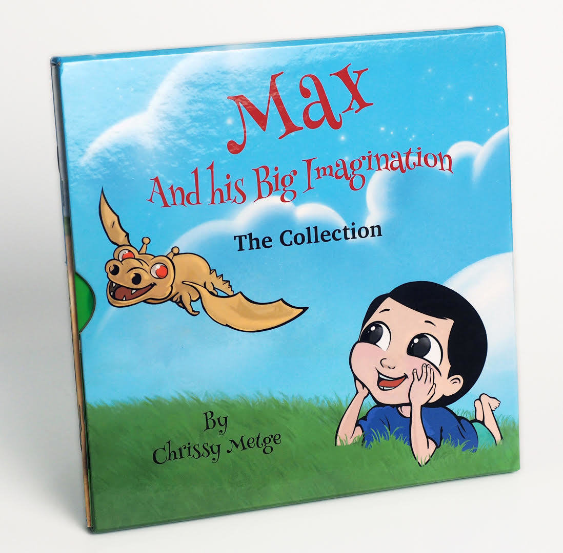 Max Box Set - The Collection (all 5 Max books)