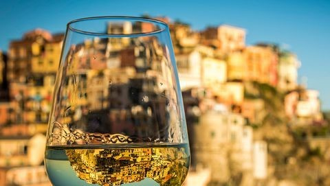 Summer in Italy! Lighter Wines for Sunny days