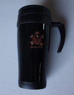 VINTAGE LOGO- Coffee Cup