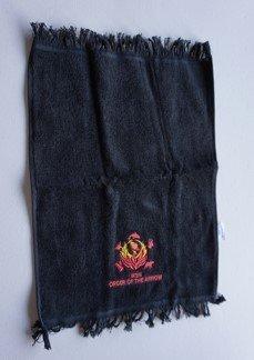 VINTAGE LOGO- Vigil Towel