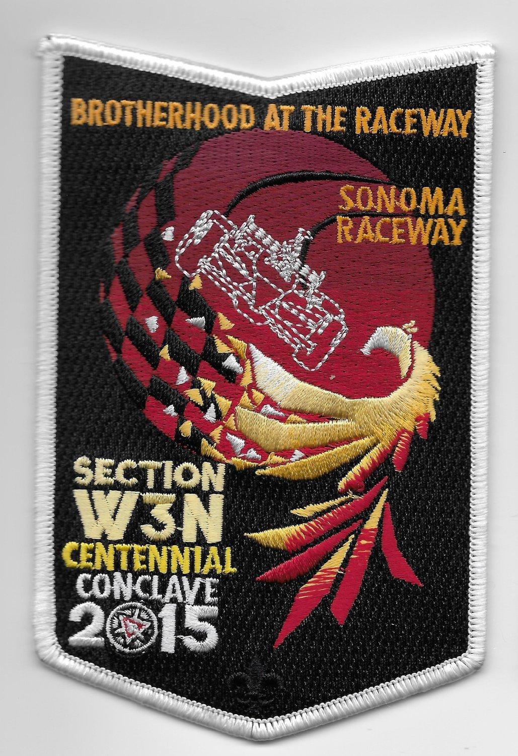 Conclave 2015- Host Lodge Patch