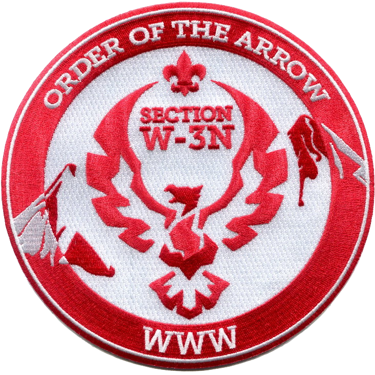 Section Standard Patch - 3.25""