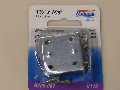 National Mending Braces 1-1/2