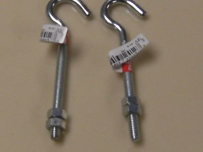 National Stanley Hook Bolts 5/16