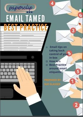 E-Book Email Tamed and Best Practice