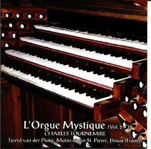 l' Orgue mystique (vol. 2+3) Charles Tournemire (VLC 03/0497)