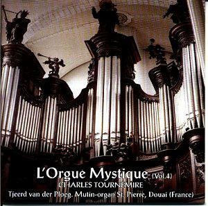 l' Orgue mystique (vol. 4) Charles Tournemire (VLC 0998)