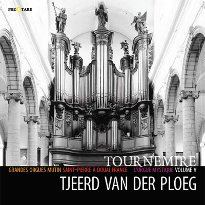 L'Orgue Mystique Volume V – Charles Tournemire