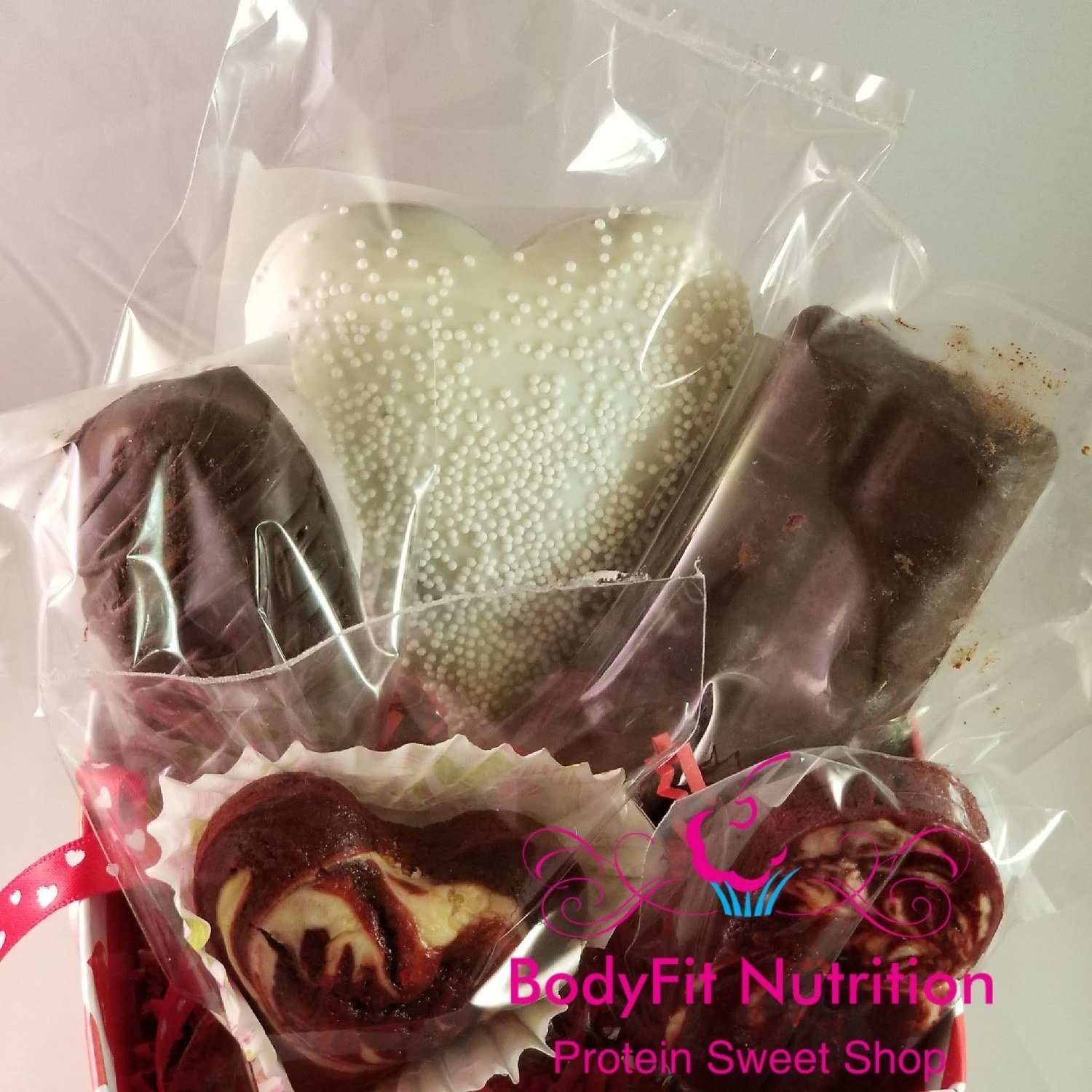 Sweetheart Protein Brownie Box