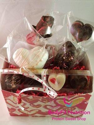 Sweetheart Protein Basket