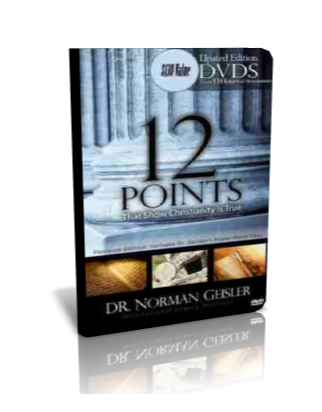 12 Points that Prove Christianity is True - DVDs