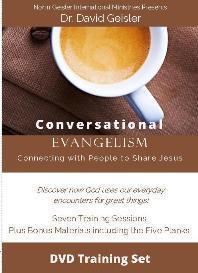 Conversational Evangelism - DVDs (Bonus digital downloads)