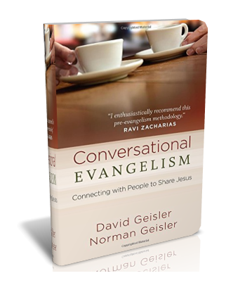 Conversational Evangelism: Connecting with People to Share Jesus – Paperback