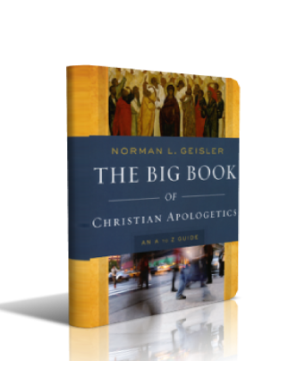 The Big Book of Christian Apologetics – Paperback
