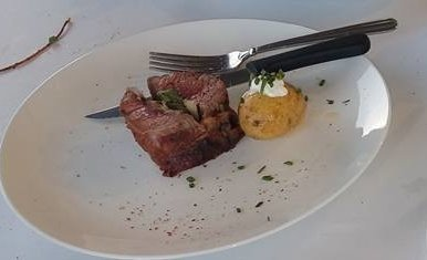 """Hunka Burnin' Rub"" - Southwest Cheese Steak with ""Suspicious Spice"" - Mini Potato Bomb"