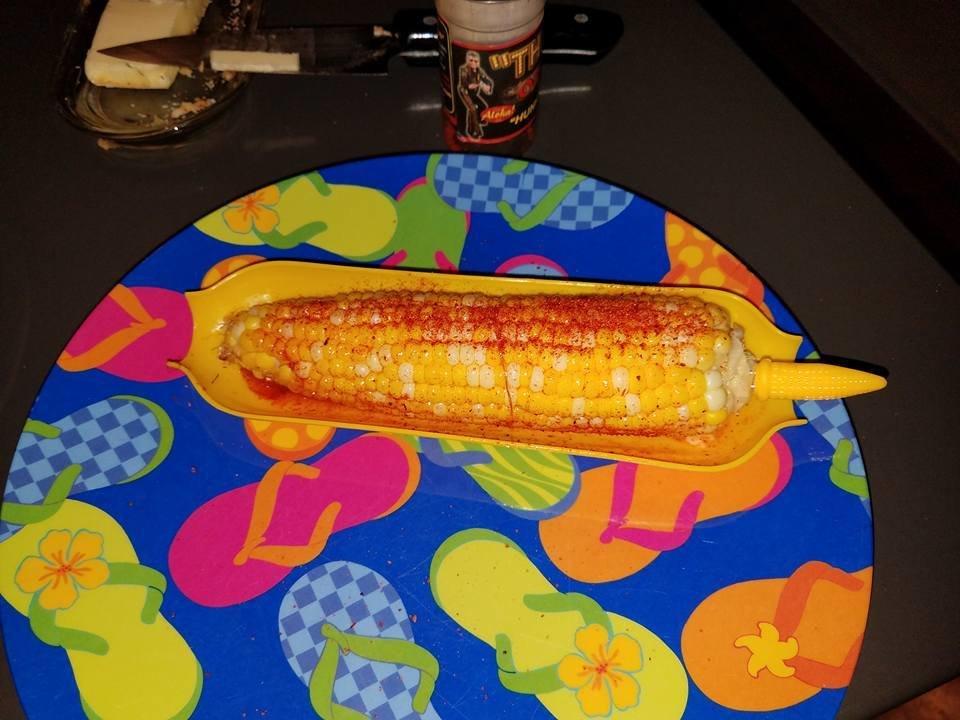 Hunka Burnin' Corn