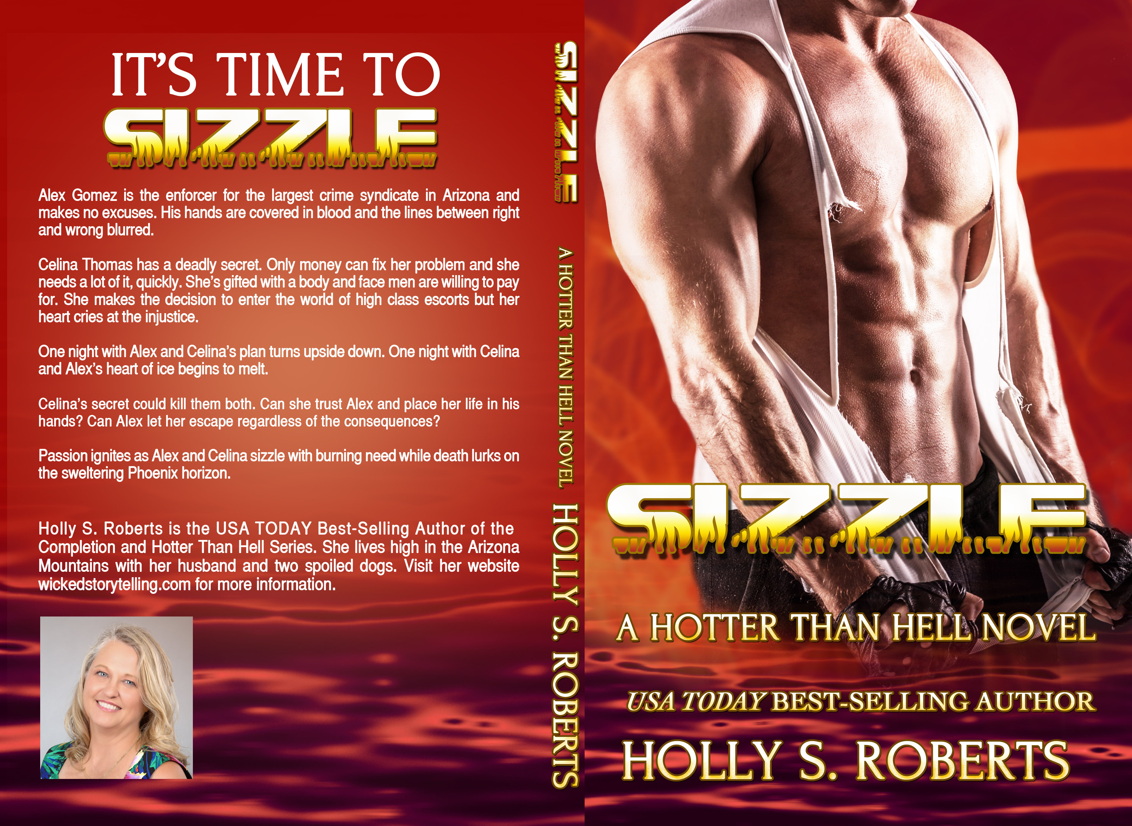 Autographed Copy of Heat, Sizzle, or Burn $15 Each Includes shipping