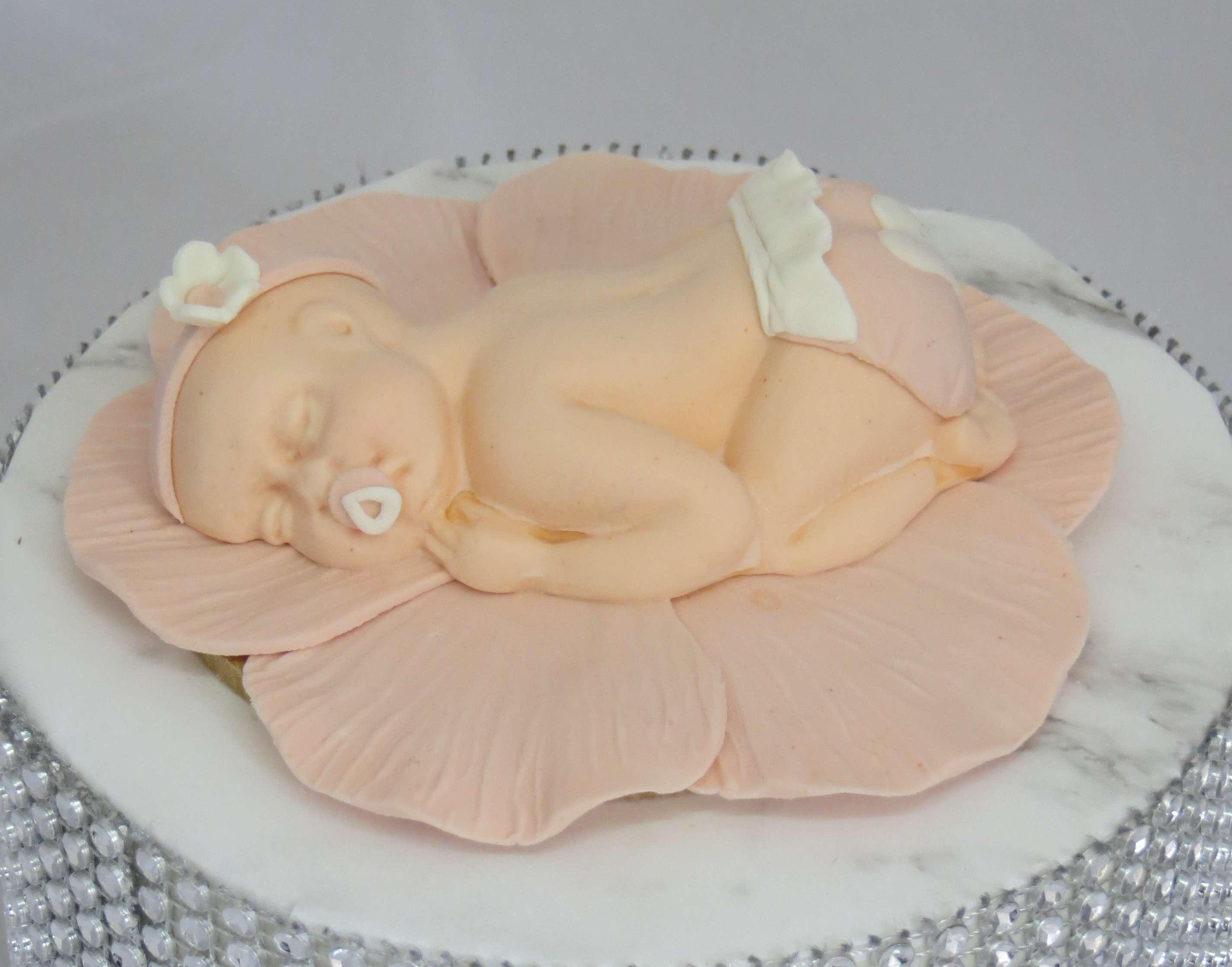 "Pink Baby ""Flower"" 00024"