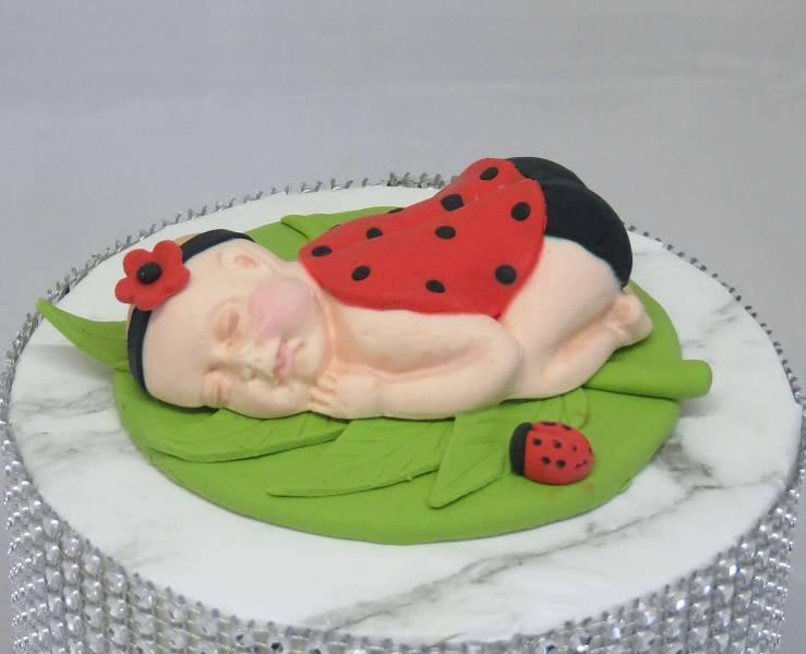 """Baby """" Ladybug"""" 00033"""