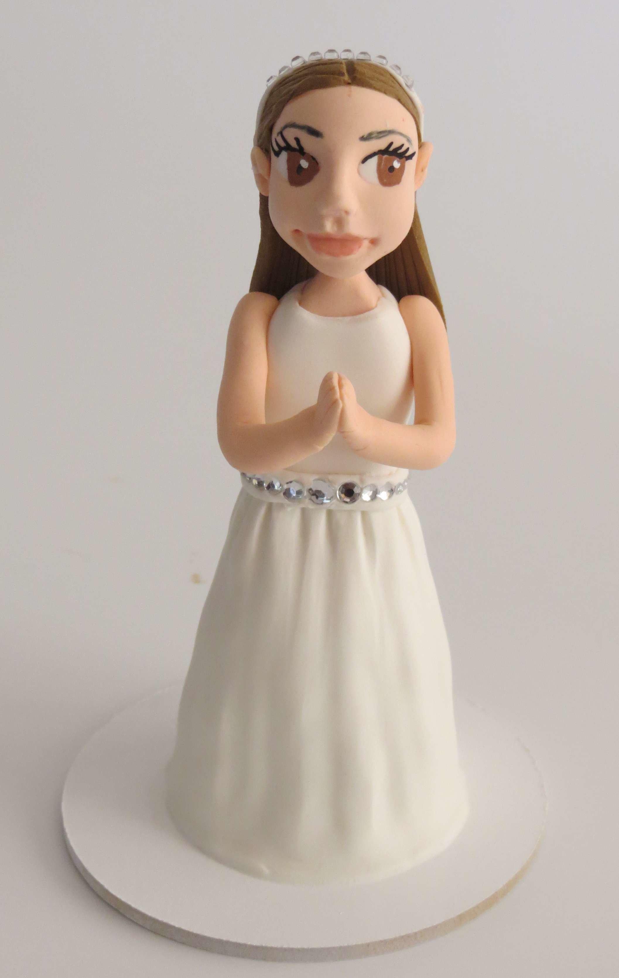 Special Occasion Child Figurine