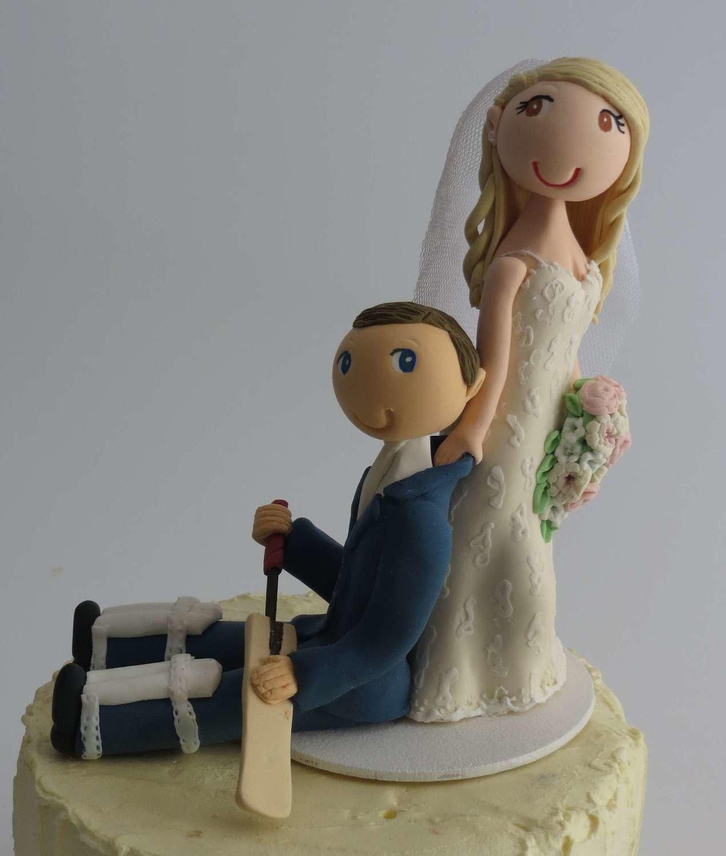 Bride Dragging Groom style on base board K