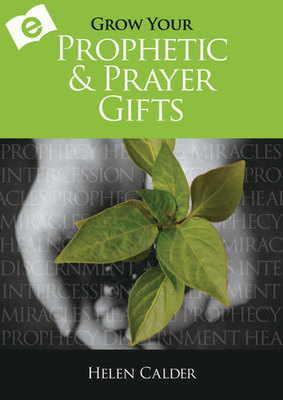 Grow Your Prophetic And Prayer Gifts