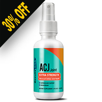 ACJ JOINT EXTRA STRENGTH 2OZ by Results RNA (Discounted at Checkout)