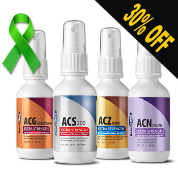 ULTIMATE LYME SUPPORT - 4 OZ SYSTEM by Results RNA (Discount