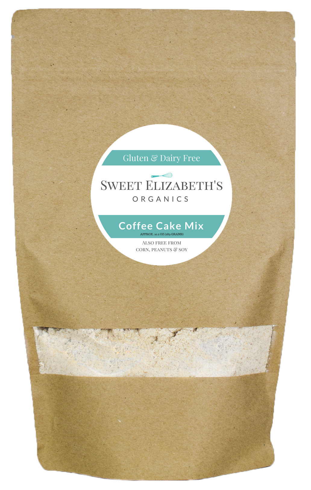 Coffee Cake Mix 0002