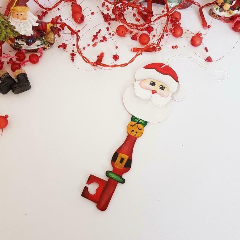 Magic Santa Key