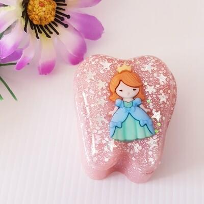Princess Tooth Fairy Box