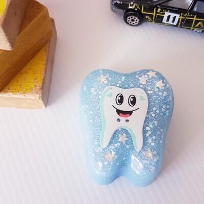 Light Blue Tooth Fairy Box