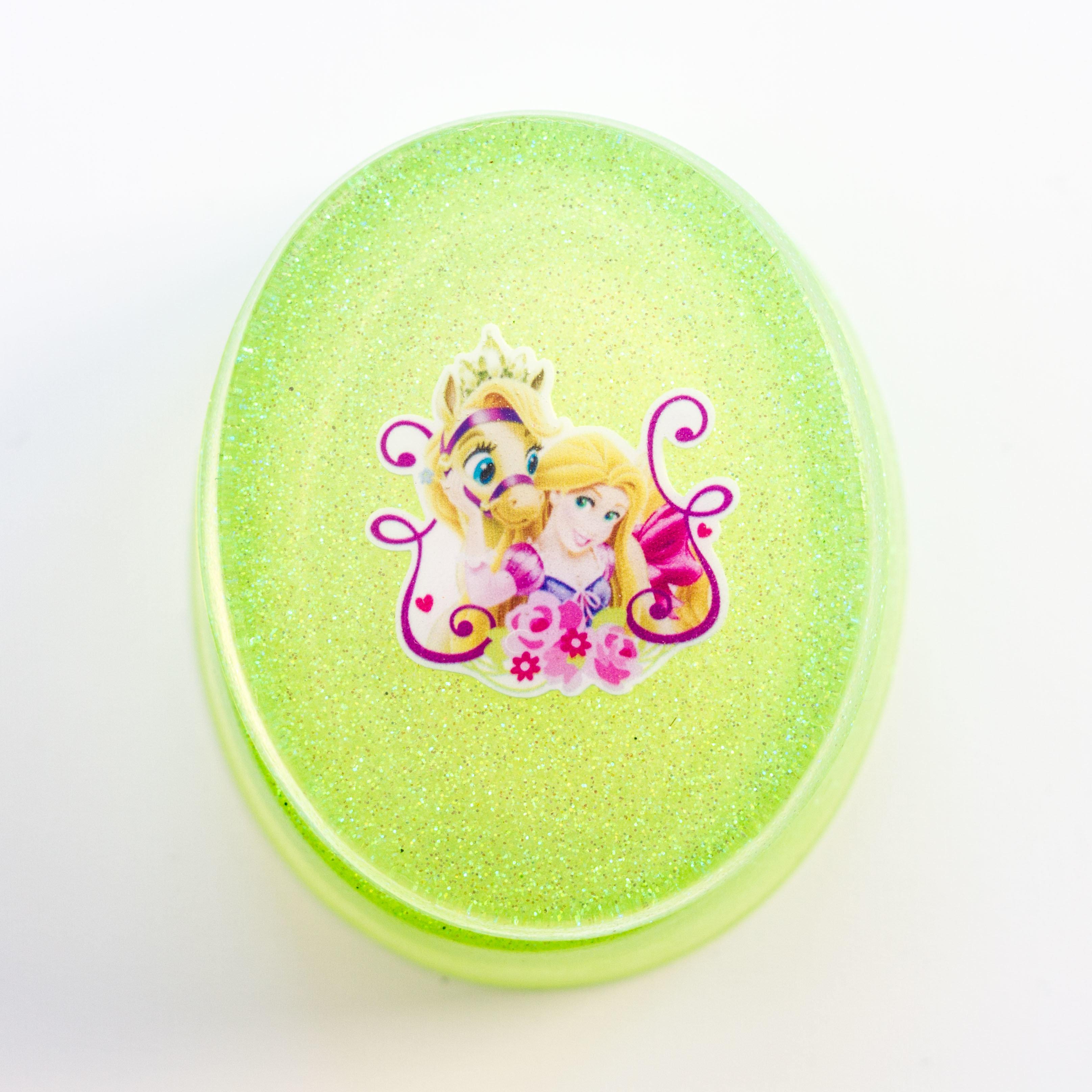 Jewellery Box Oval - Rapunzel Green 0000002