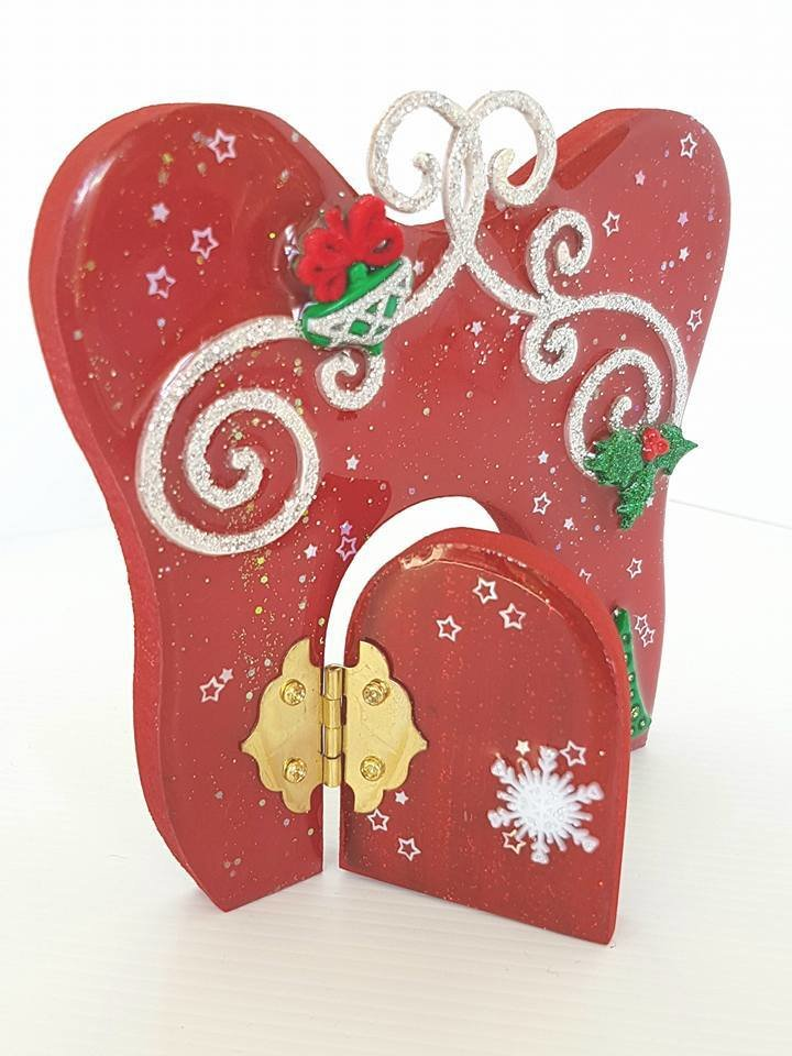 Shop and buy Australia Handmade wooden fairy doors for boys and girls