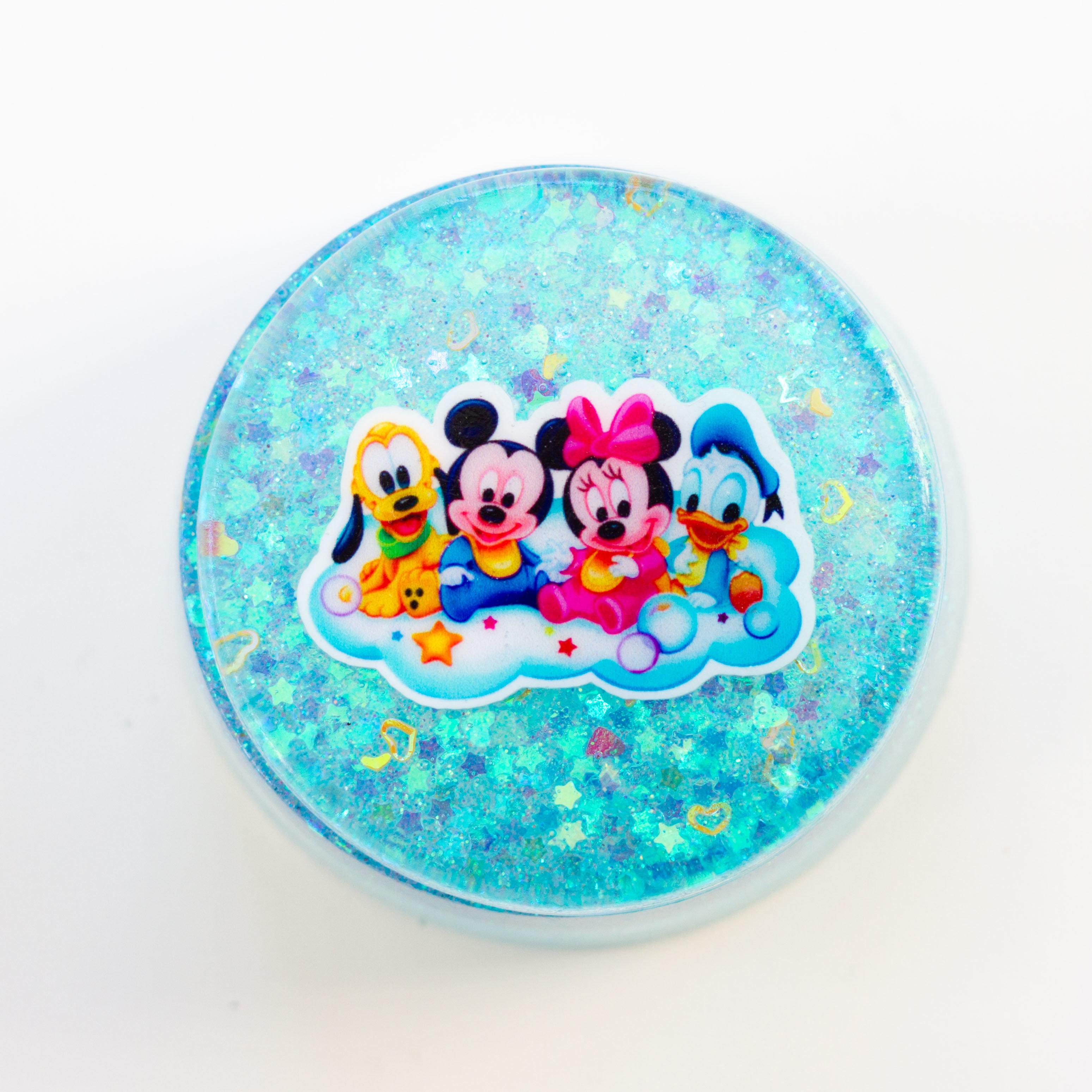 Round Disney Trinket Box