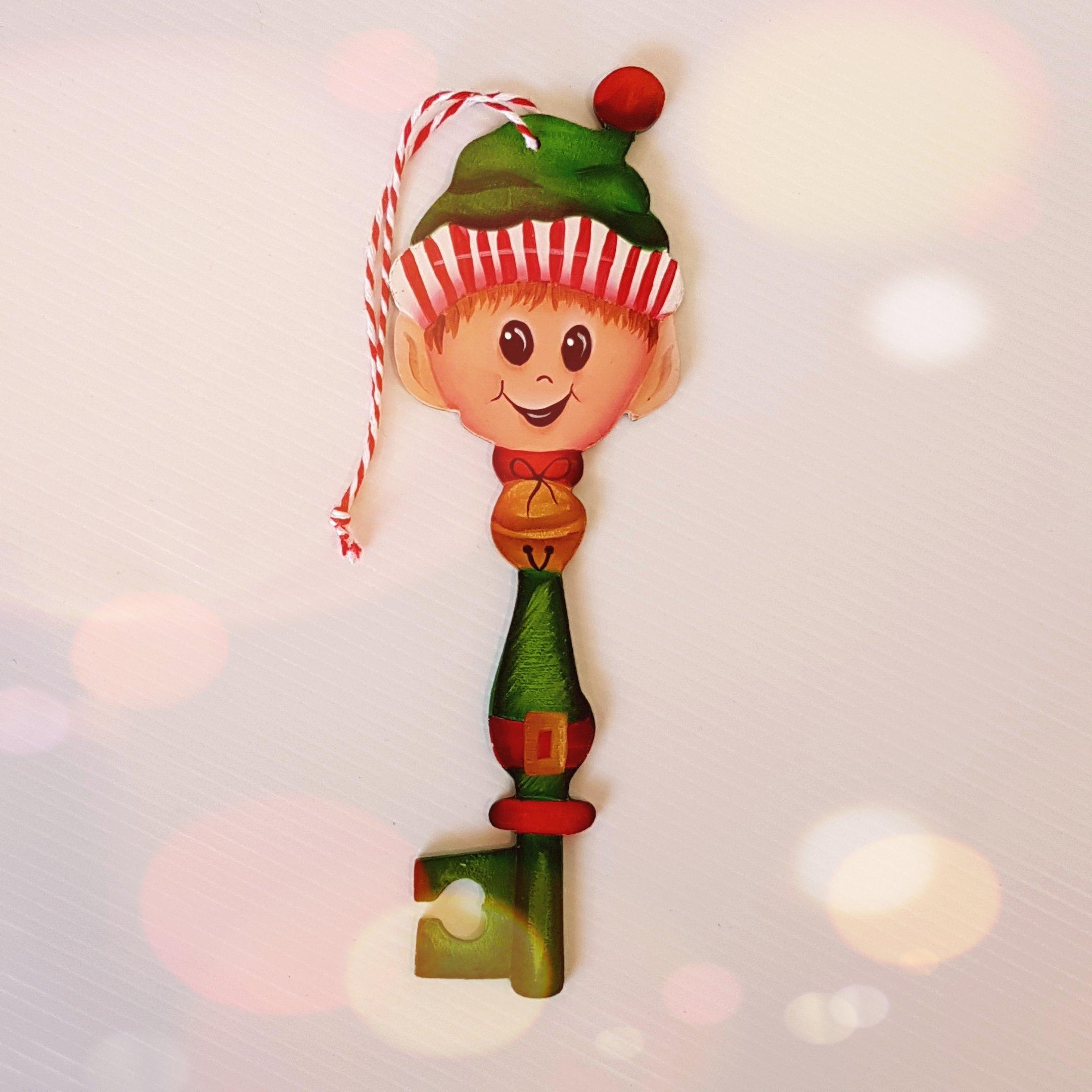 Magic Elf Key Elfkey1