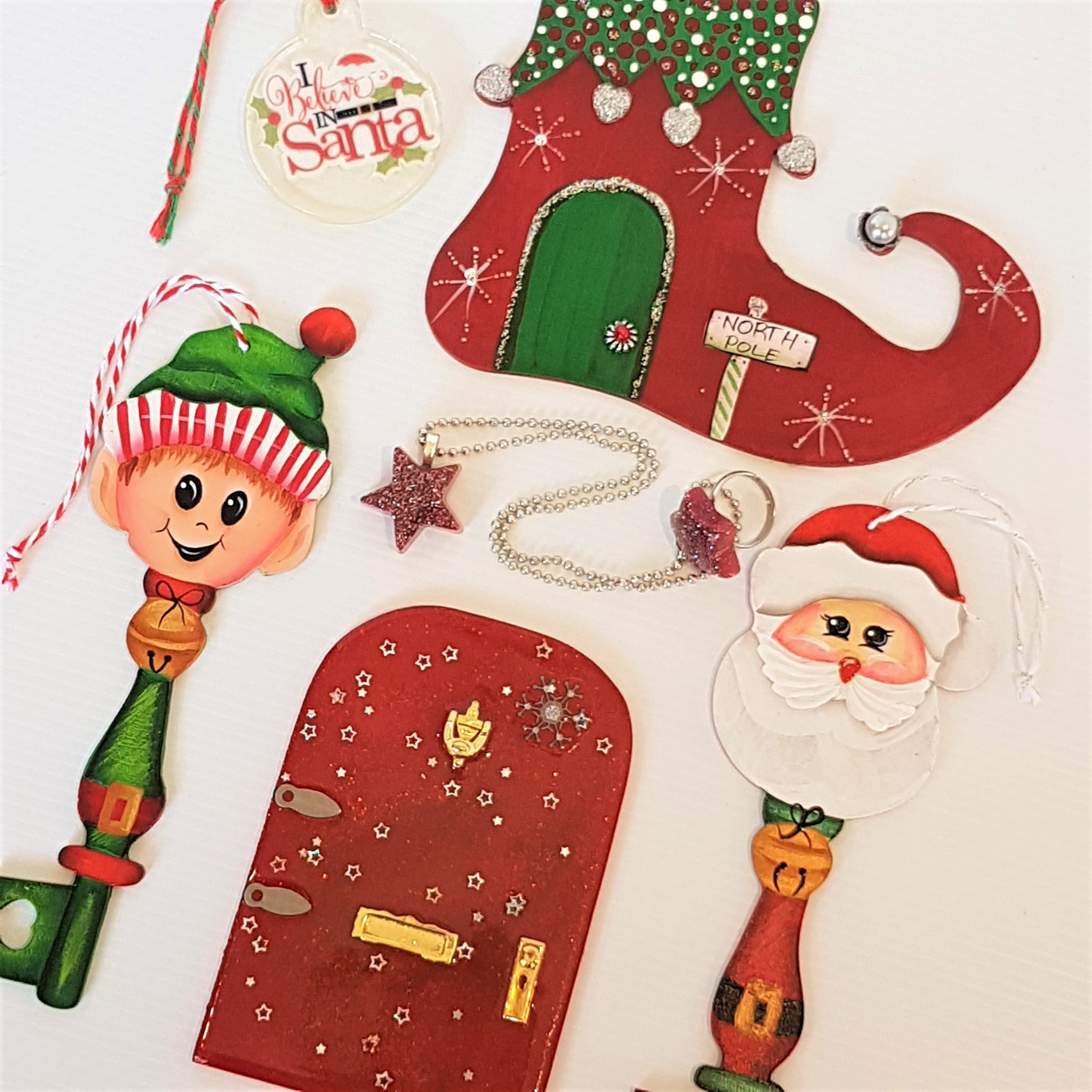 Christmas Promo Pixie Gifts