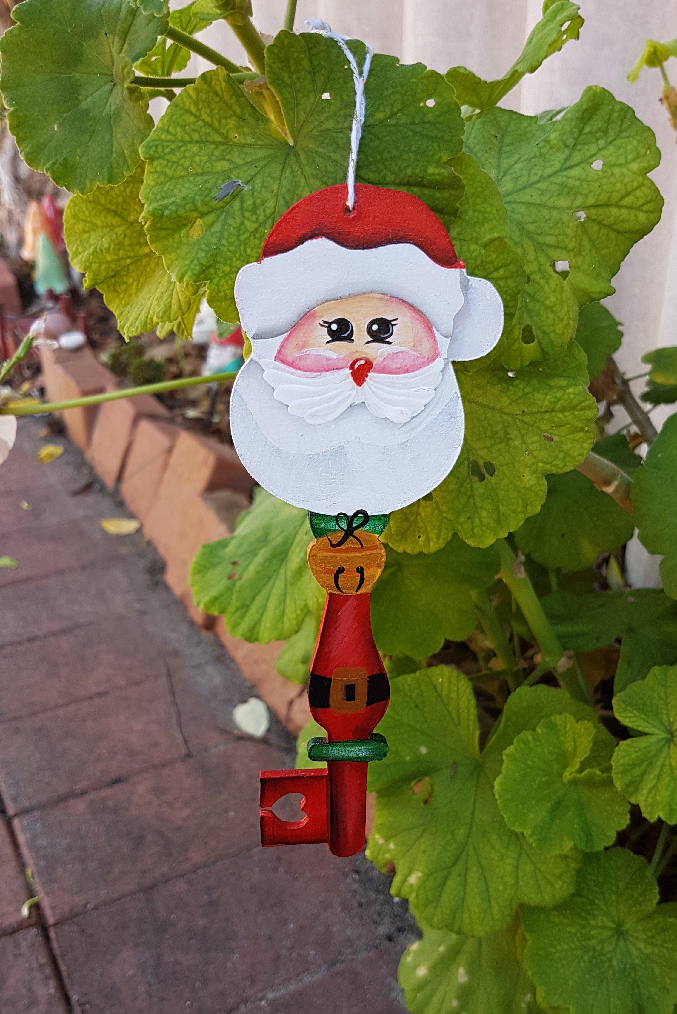 Magic Santa Key 00272
