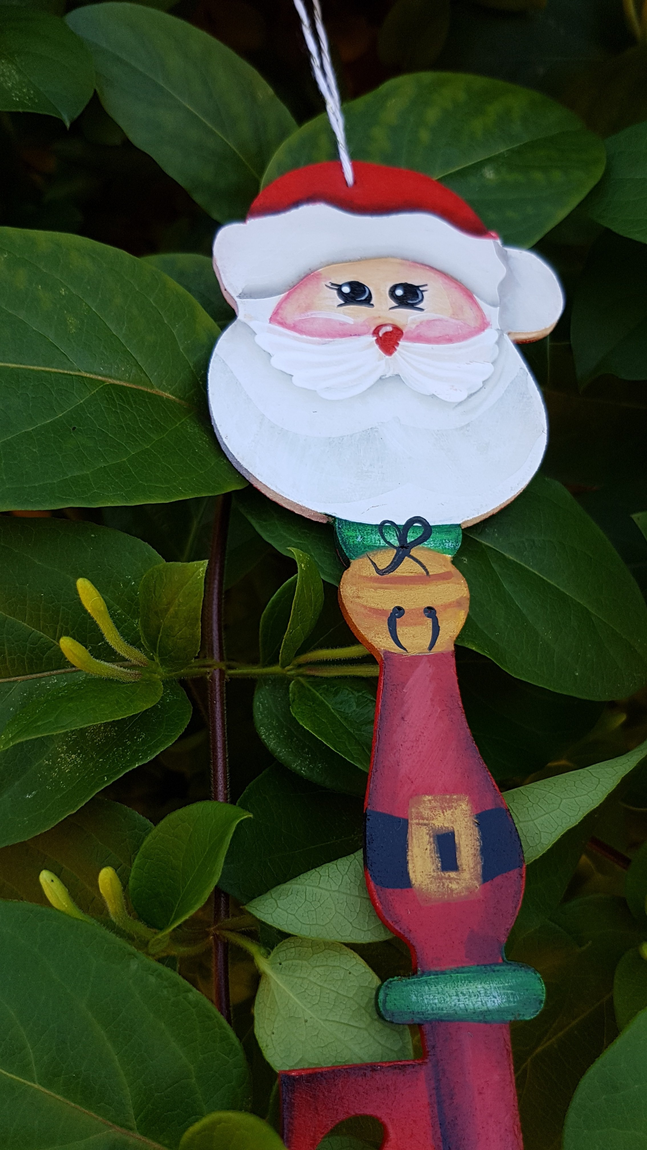 Santa Key outside