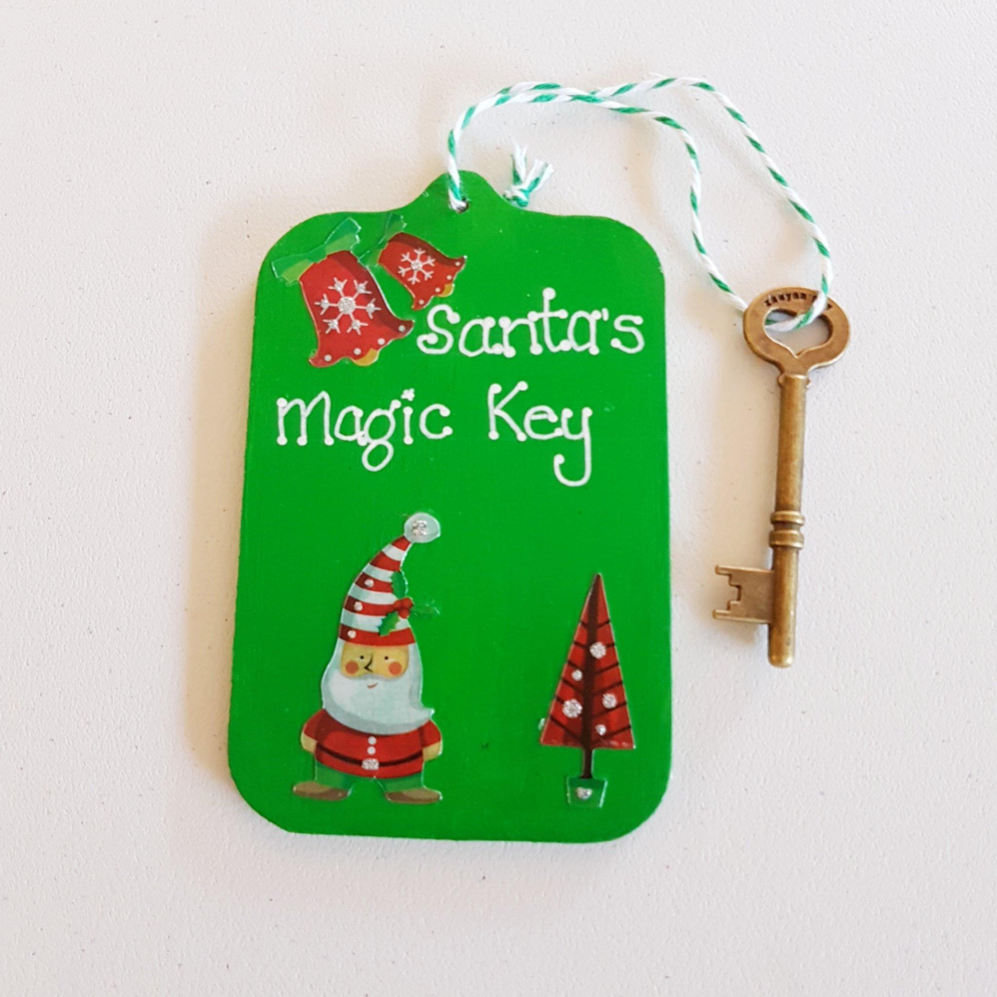 Santas Magic Key 00284