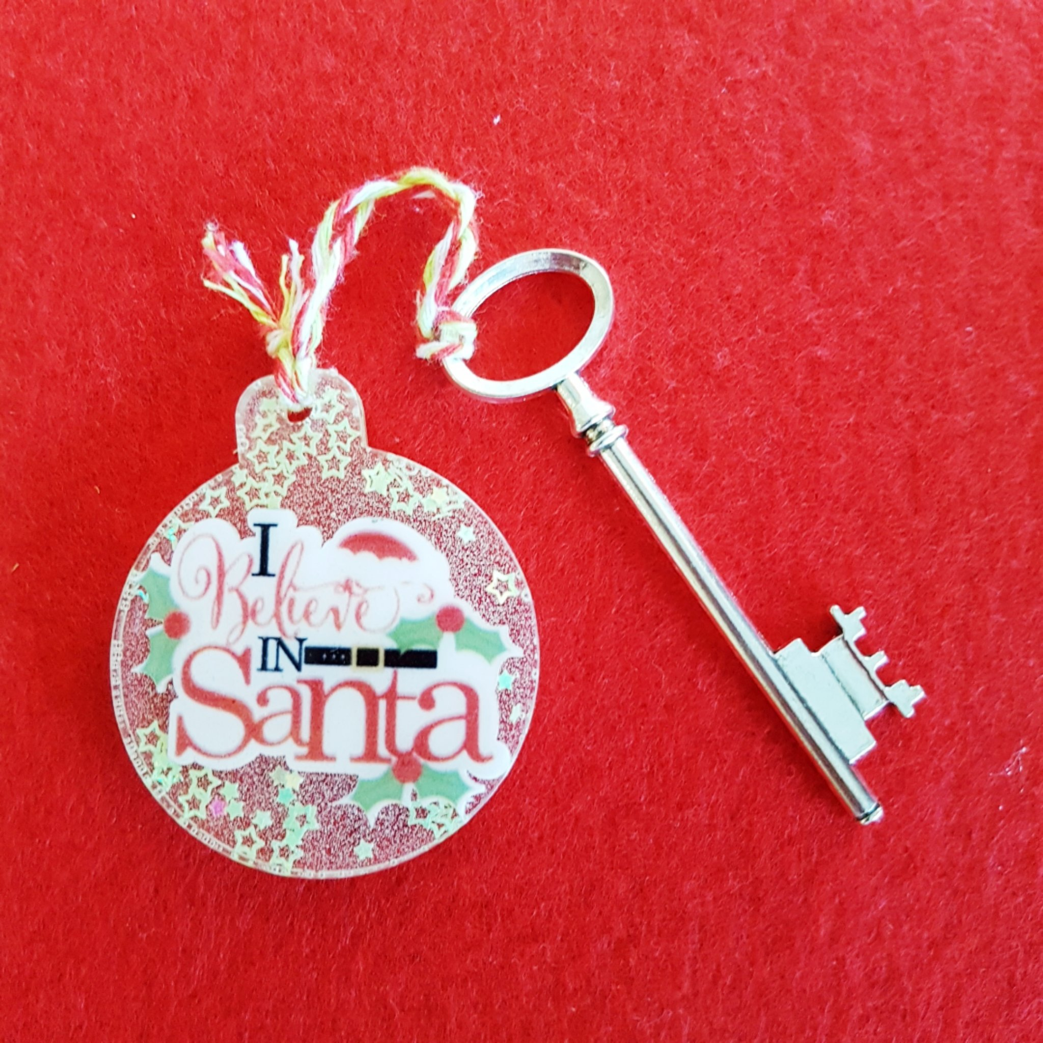 Santa's magic key 00285