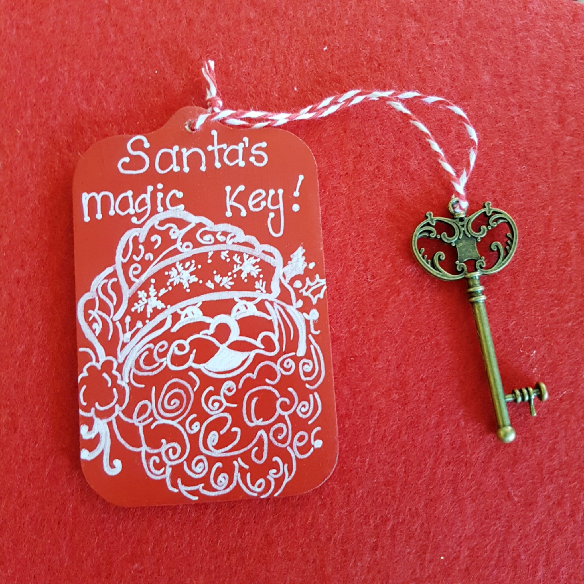 Santas magic key 00286