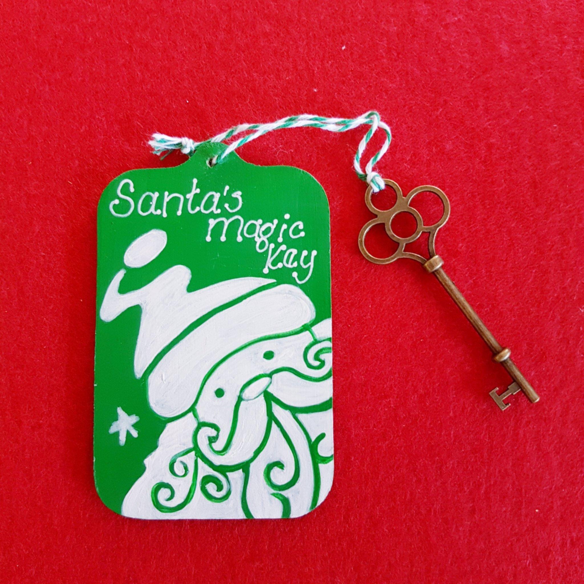 Santas magic key 00287