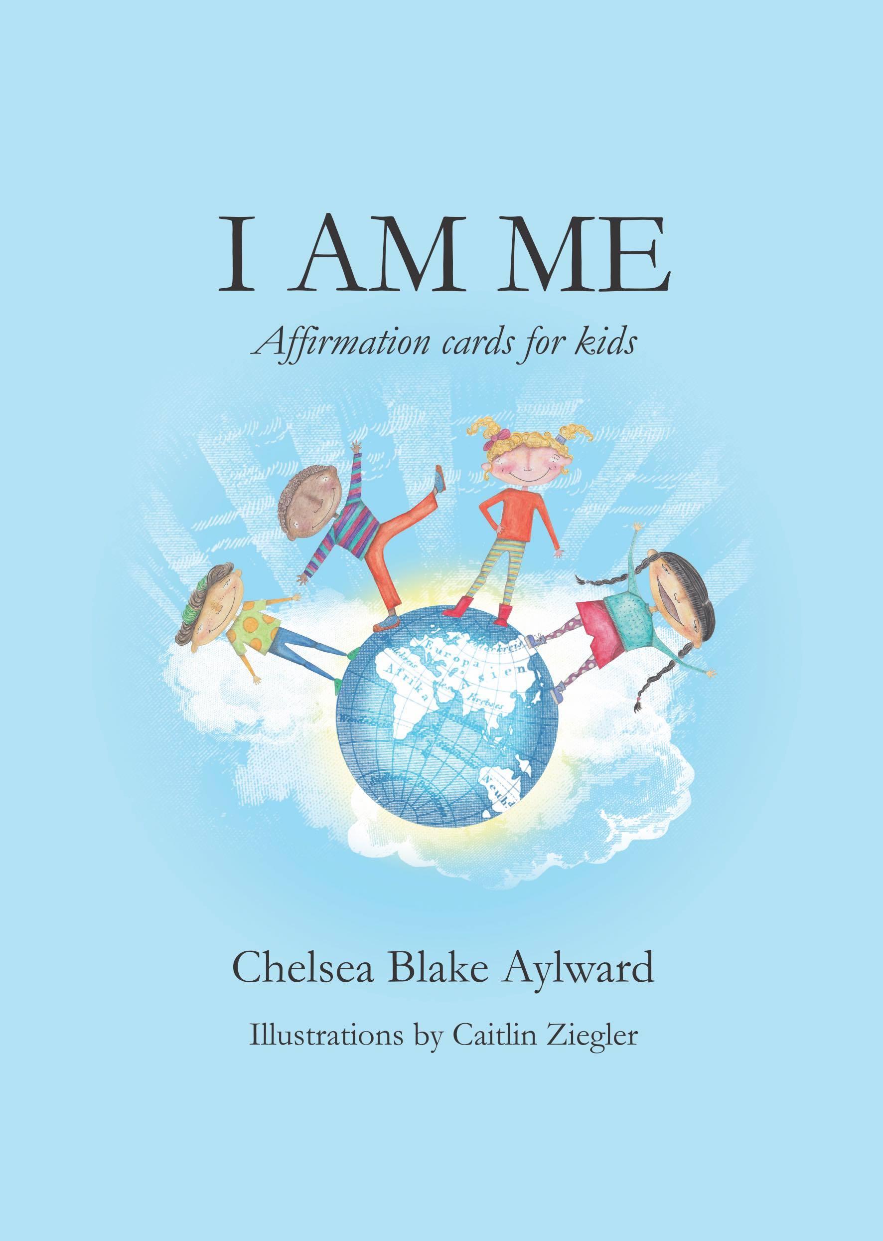 I Am Me Affirmations Cards For Kids 00294