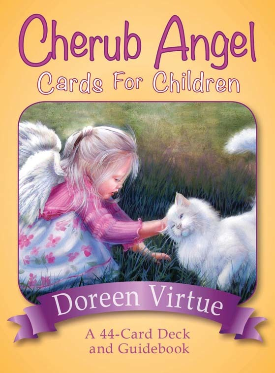 Cherub Angel Cards for Children 00295