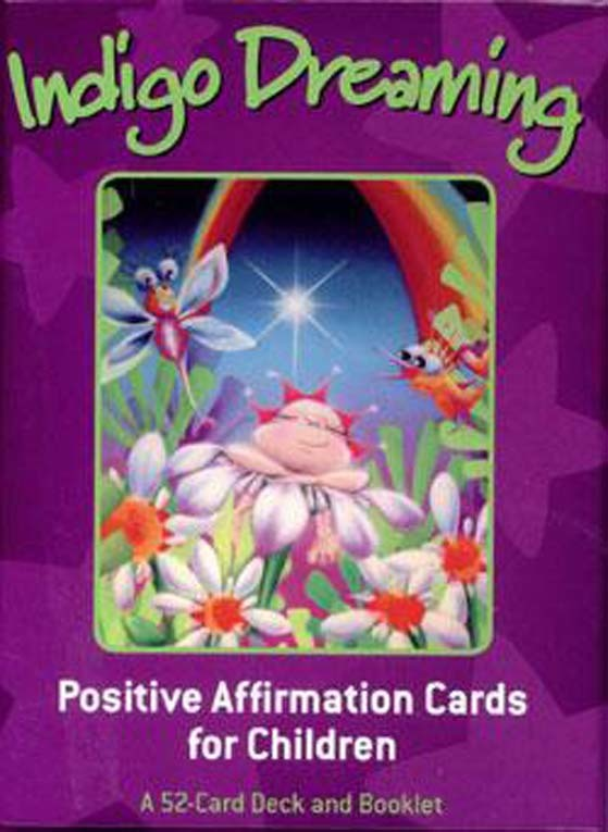 Indigo Dreaming Affirmation Cards (Set) indicards