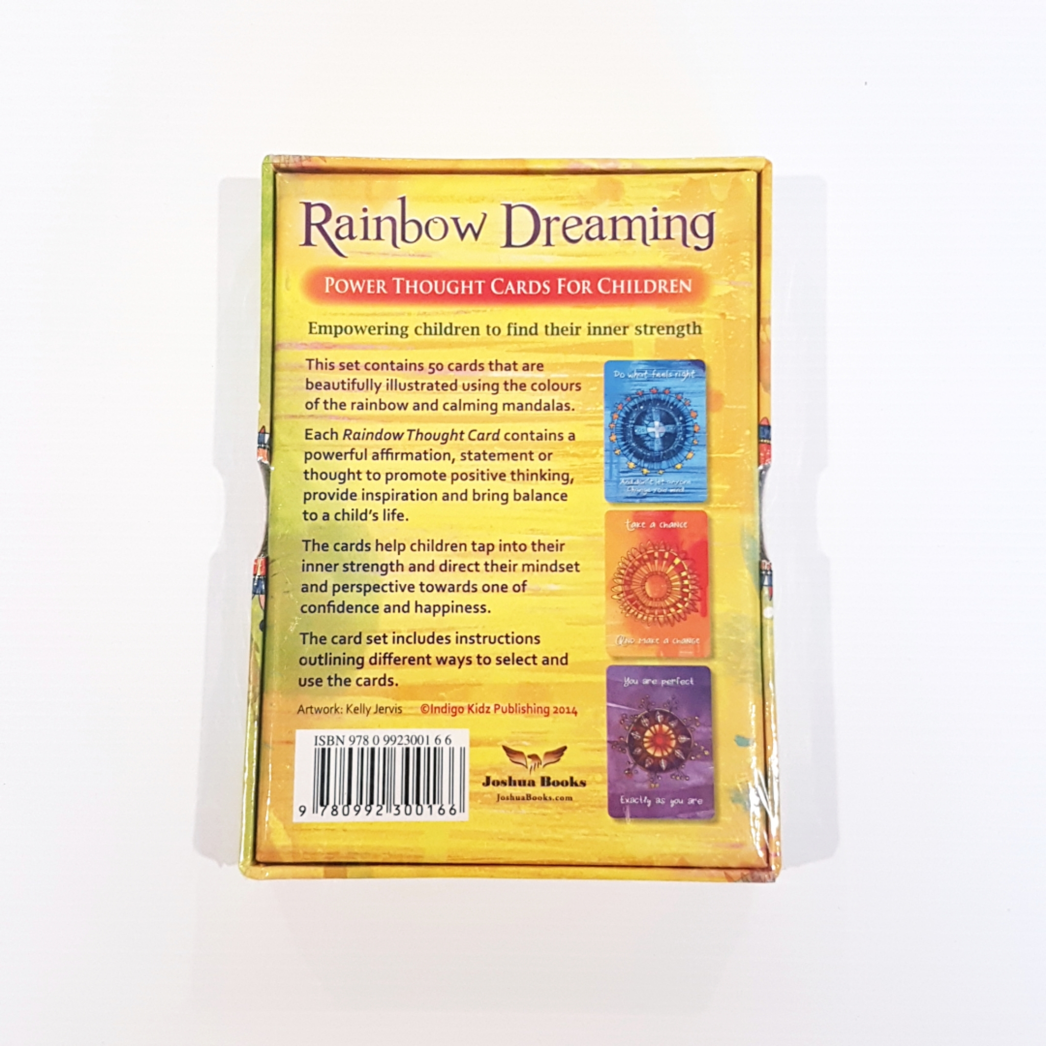 Rainbow Dreaming: Power Thought Cards for Children
