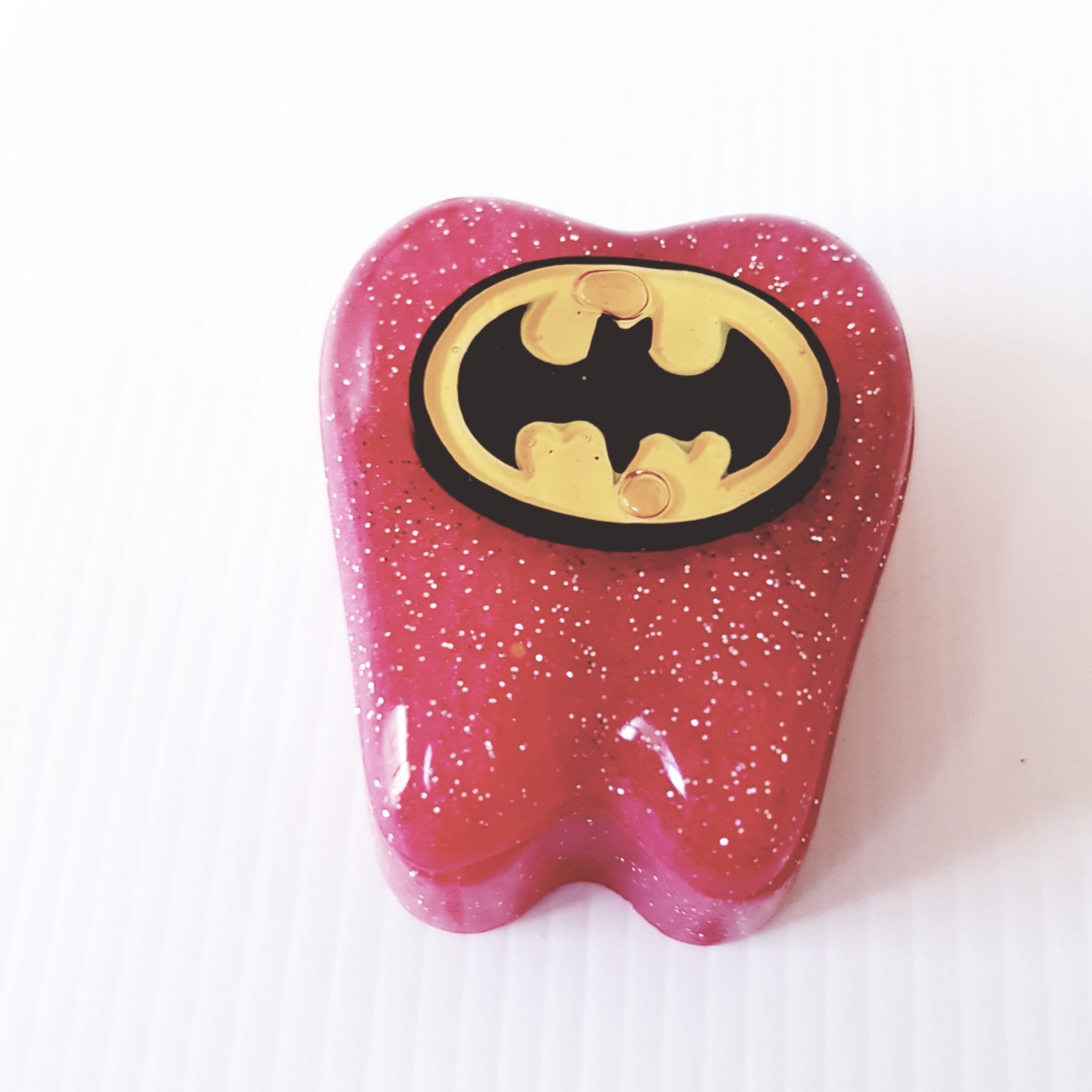 Batman Tooth Fairy Box Crimson 00302