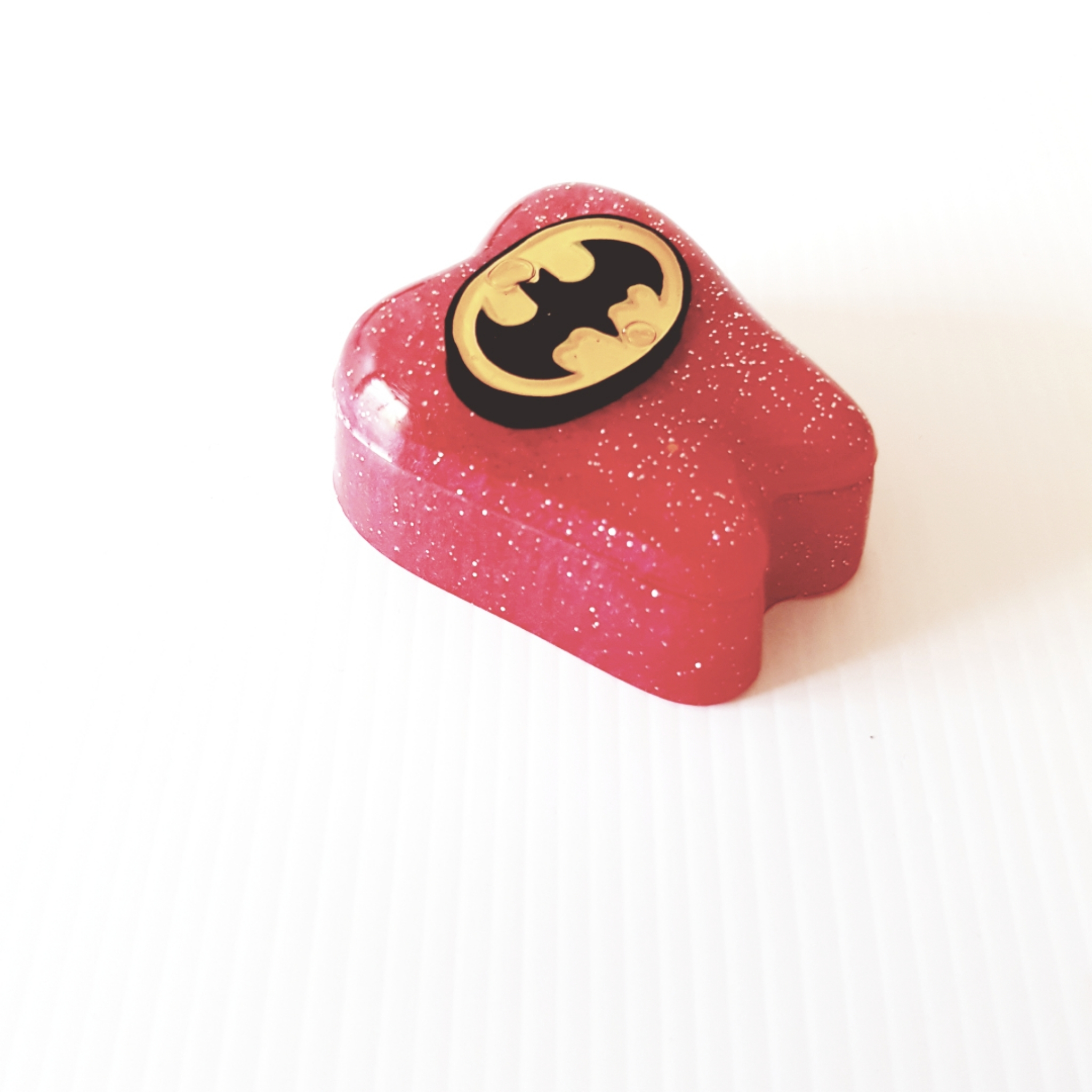 Batman Tooth Fairy Box Crimson
