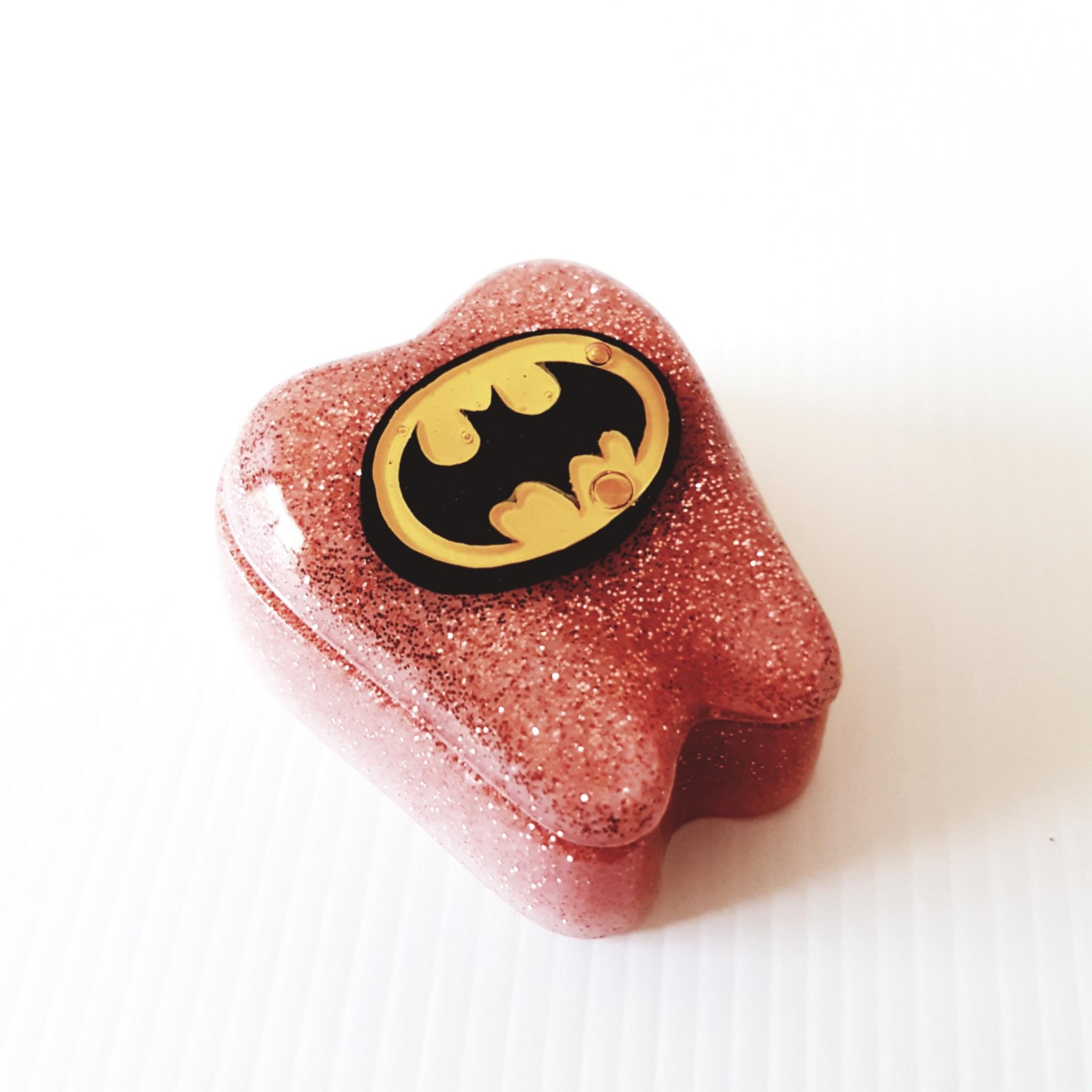 Batman Tooth Fairy Box Bronze 00303